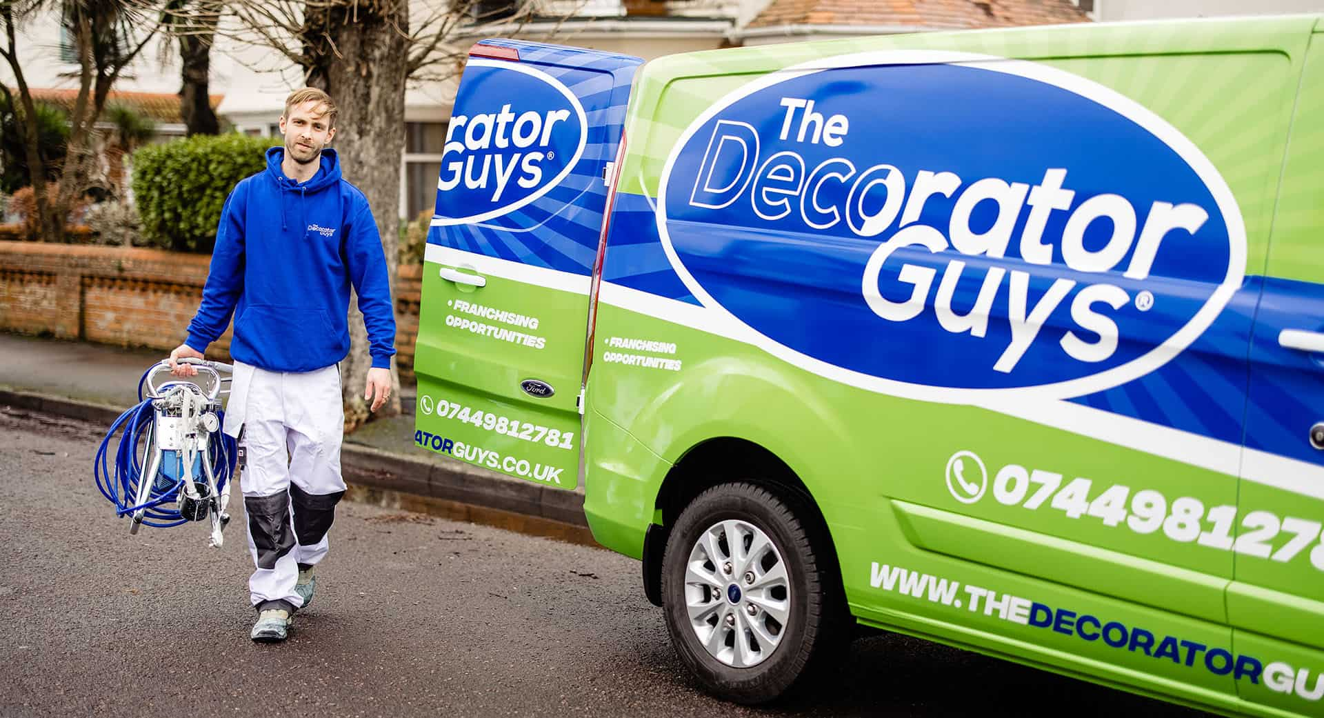 Painters and Decorators Bournemouth
